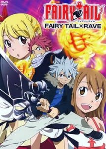 Fairy Tail x Rave
